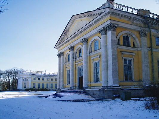 TSARKOIE-SELO ( La demeure préférée de NICOLAS II) Alexander Palace - DONA RUSSIE