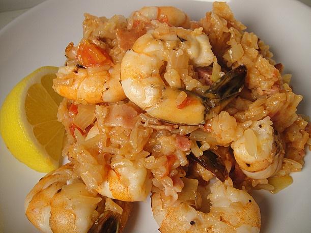 Sullivan's Island Shrimp Bog | Gulping Bites | Pinterest