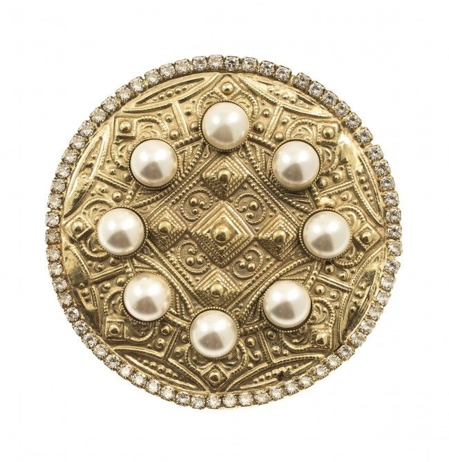 Greek Jewellery Designer Artwear Dimiriadis BROOCHES - JEWELLERY