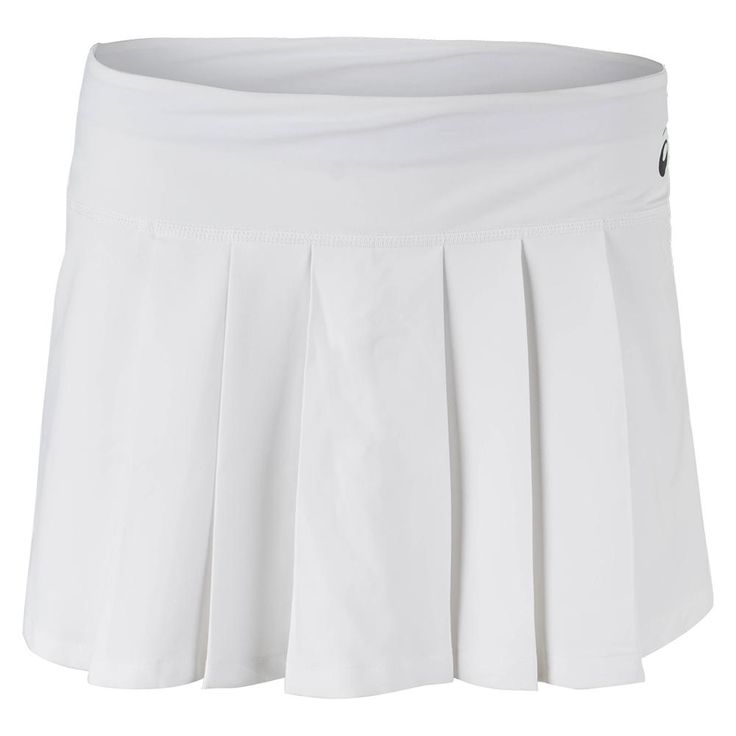 Women`s Club Tennis Skort 0001_REAL_WHITE