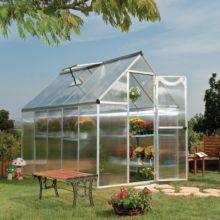 Serre de jardin Mythos polycarbonate  5,70m2 + embase - Palram