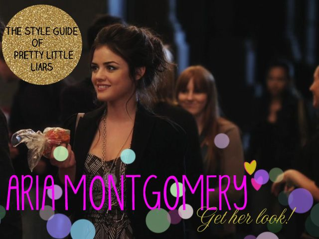 Pretty Little Fashion Day! Go on and check out this style guide, so you can learn how to steal Aria Montgomery's edgy boho style! #pll #aria montgomery #fashion