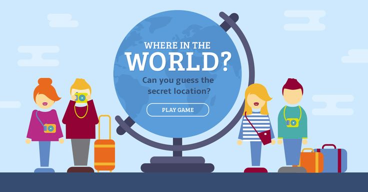 Prove your travel knowledge with our Where in the World? game and see if you can guess the country landmarks! Play to find out if you are a Globetrotting Guru.