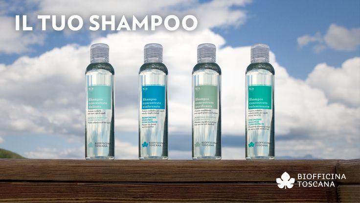 Dopo gli idrolati arrivano le altre annunciate novità che arricchiscono la nostra linea capelli!  Quattro diversi shampoo concentrati, innovativi, da utilizzare diluiti e in sinergia con gli idrolati Biofficina Toscana... per un uso personalizzabile di un prodotto rispondente ai principi della cosmesi ecobio di qualità. Per la loro diluizione abbiamo pensato a uno spargishampoo graduato disponibile in due colori. Shampoo + idrolato + acqua = il mio shampoo