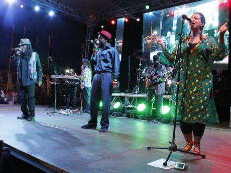 [PHOTOS] Legendary Jamaican reggae group Wailing Souls thrills Nairobi - The Star, Kenya