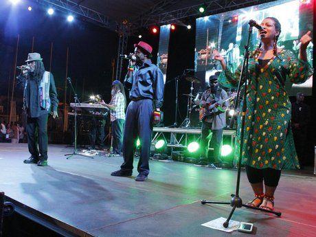 [VIDEO] Legendary Jamaican reggae group Wailing Souls thrills Nairobi - The Star, Kenya