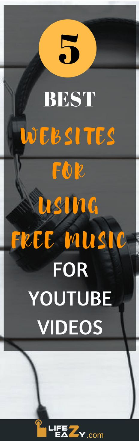 Get free music for Youtube videos. Check out the websites that can help you to avoid copyright infridgement.
