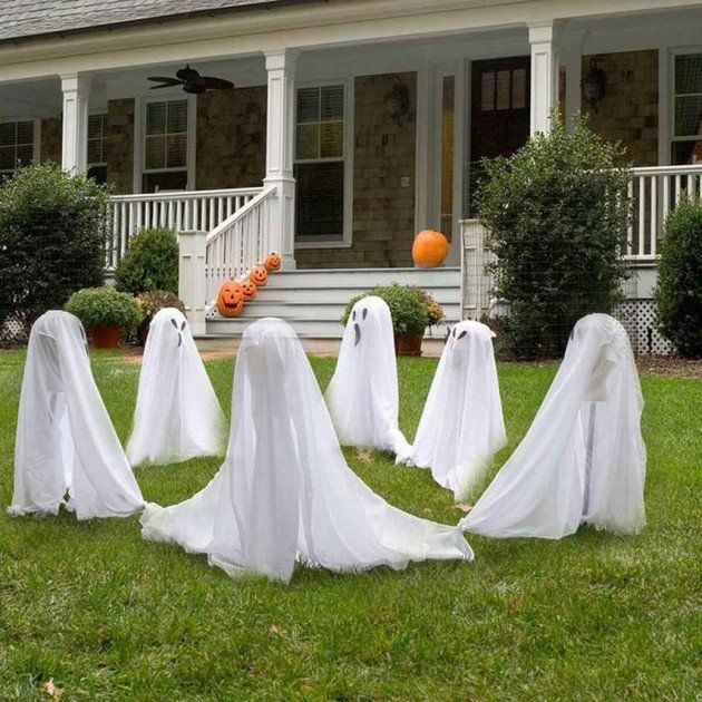 The 7 best images about Halloween decorations on Pinterest Bates