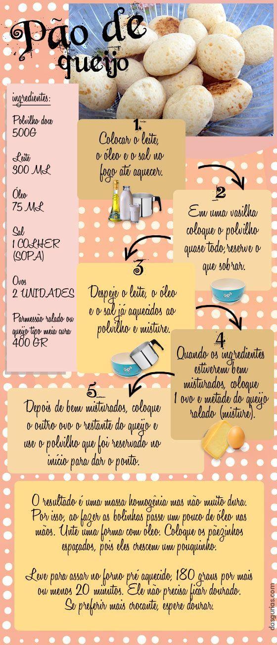 Receita de Pão de Queijo sem Glúten! Confira outras receitas especiais no nosso blog: https://www.emporioecco.com.br/blog/receitas/