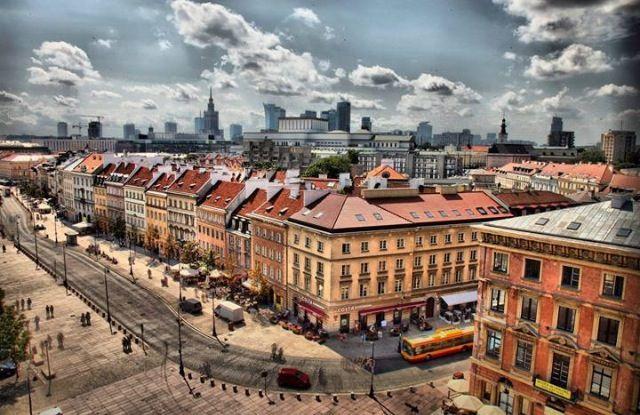 Warszawa, Nieznana, Poland