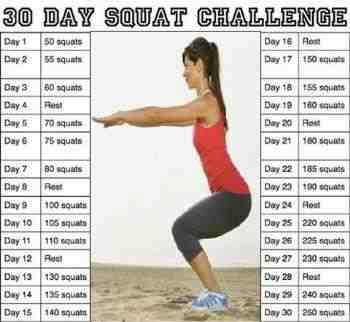 30 day squat challenge: 30Day, Squats Challenges, Squat Challenge, Fitness, Squatchallenge, Exercise, 30 Day Squats, Health, Workout