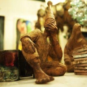 Shop online www.artiquea.co.uk #Adjo #sculpture #art