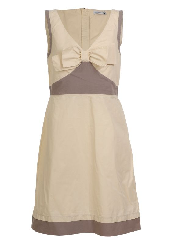See by Chloe beige dress