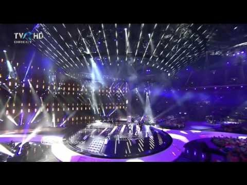 HD Eurovision 2011 Netherlands: 3JS - Never Alone (Semi-Final 2)