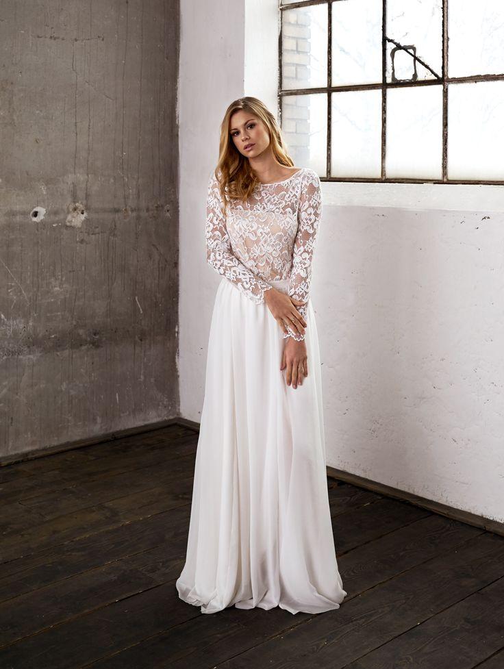20 best Brautkleider voller Leichtigkeit im Boho Style | kiligdress ...