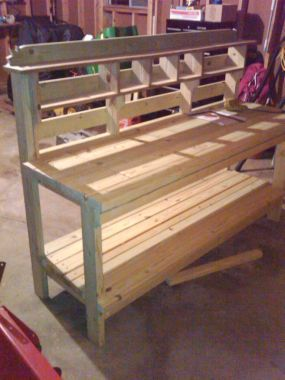 17 Best Images About Potting Bench On Pinterest Gardens