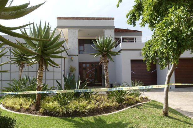 Oscar Pistorius has SOLD the villa where he gunned-down girlfriend Reeva…