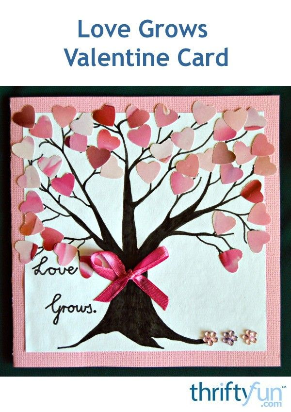 This Valentine's Day, celebrate your love for your significant other with this easy DIY card. #valentinesdaycards #valentinesdaycrafts