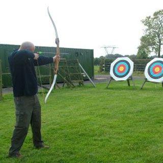 Archery at Tullassa Shooting range