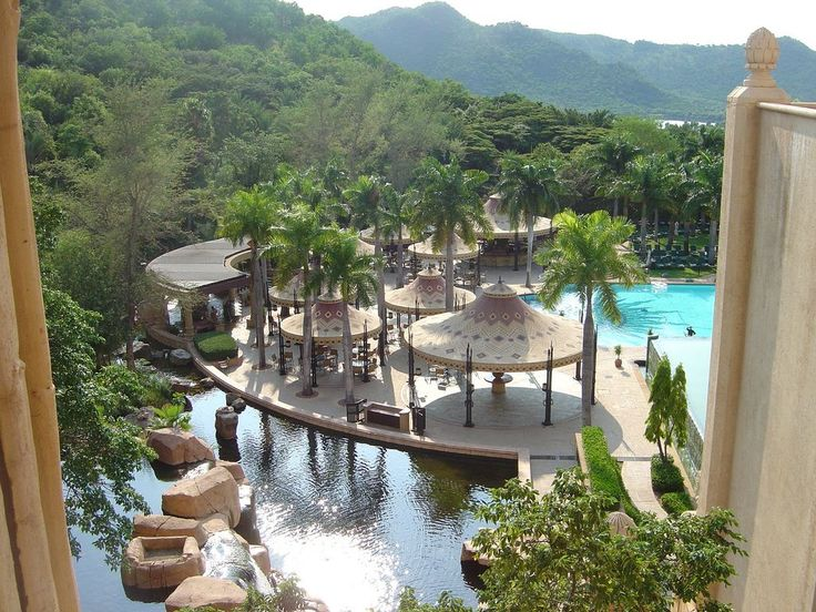 Fairytale African Palace of the Lost City at Sun City #Best #Hotels #SouthAfrica http://www.mua.co.za/