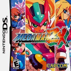 Mega Man ZX - DS Game