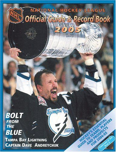 Download Pdf Nhl Official Guide And Record Book 2005 Free Epub Mobi