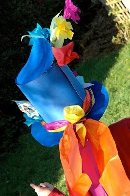 arteascuola: Easter Hat!