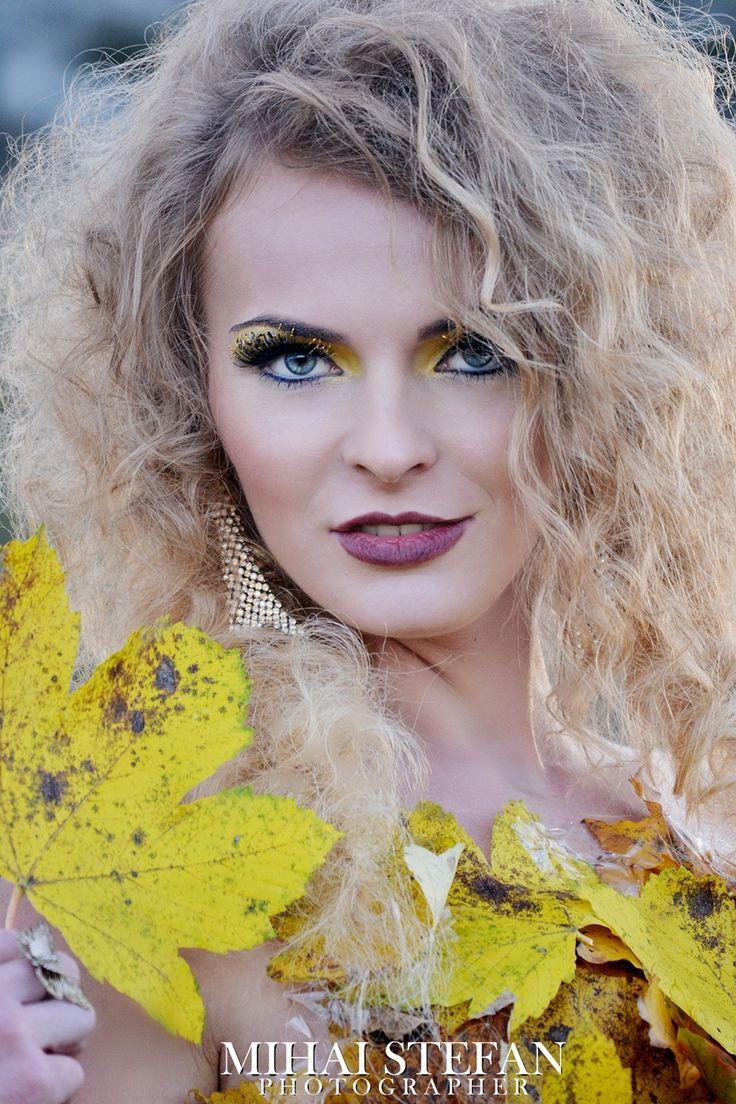 EVA Project by Mihai Stefan Photography / Model: Andreea Panainte / Hairstyle: Sorina Muresan / Make-up: Malina Coc