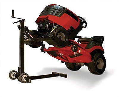 MoJack MJEZ 300-Pound Lift For Tractors And Zero Turn Lawn Mowers, New, Free Shi