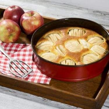 Puff Pastry Apple Tart