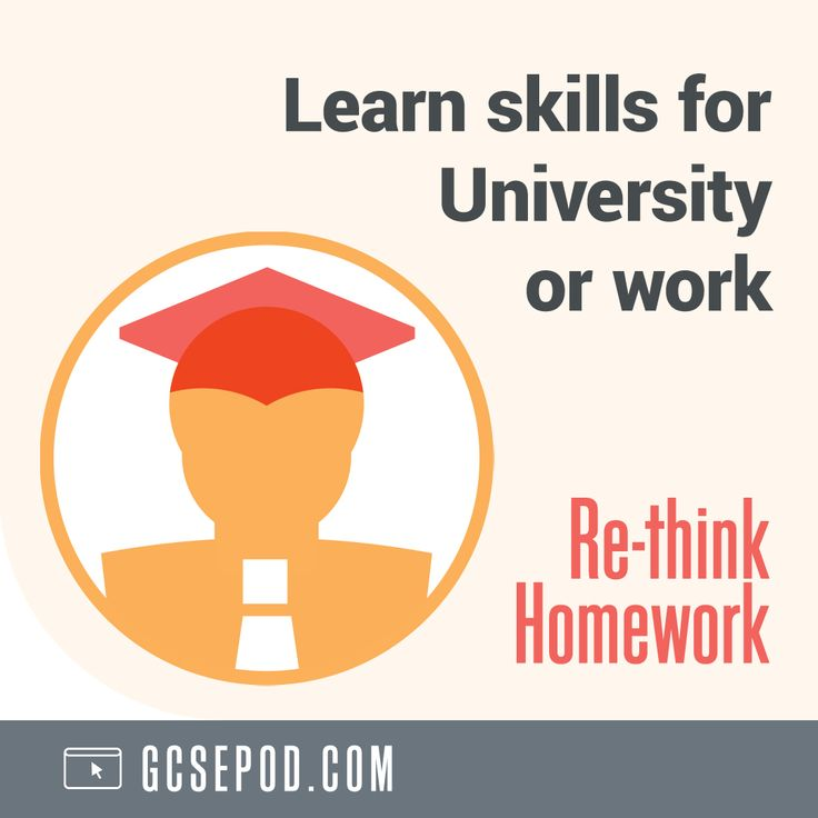 college skills homework It's rare that weekly or nightly homework is assigned in college so when it is, make sure to take full advantage of it and when it isn't, see if you can design.