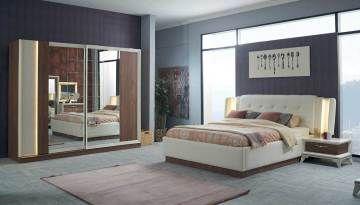 Türkiye'nin Sanal Mobilya Mağazası, Kargılı Mobilya ~ Modern Yatak Odası Takımları