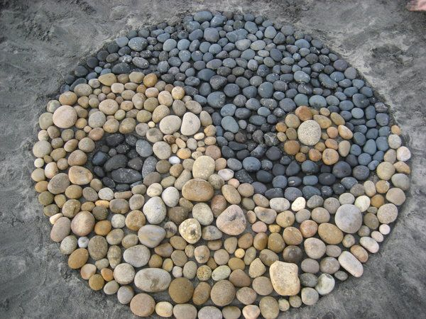 26 best images about infinities and yin yangs on pinterest for Decoration murale yin yang