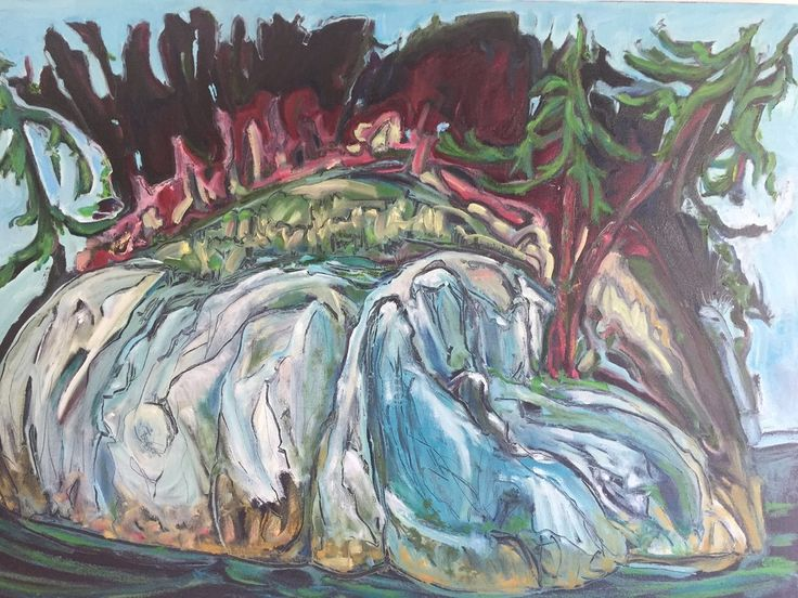 Scratched Island – 14 Bells Fine Art Gallery