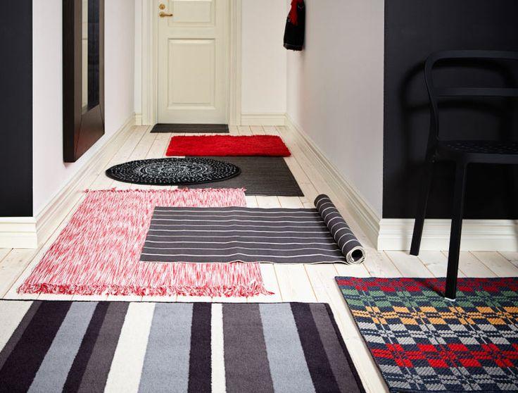 textilien teppiche ikea - Coloration Martine Mah Composition