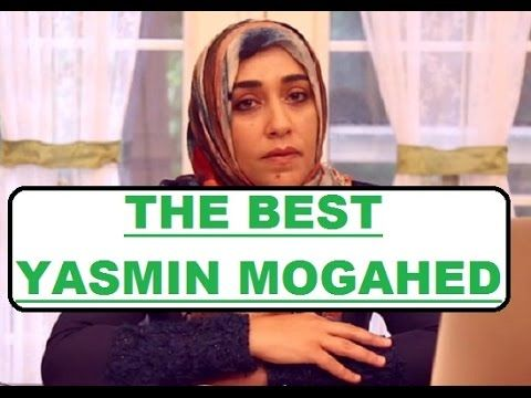 Yasmin Mogahed, ustadha yasmin mogahed lecures Muslims began to enter the European continent since their request for aid to Musa bin Nushair who was then gov...