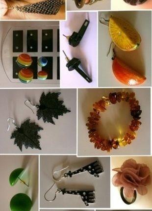 Kup mój przedmiot na #vintedpl http://www.vinted.pl/akcesoria/bizuteria/10042329-zestaw-bizuterii-kolczyki-bransoletki-tanio