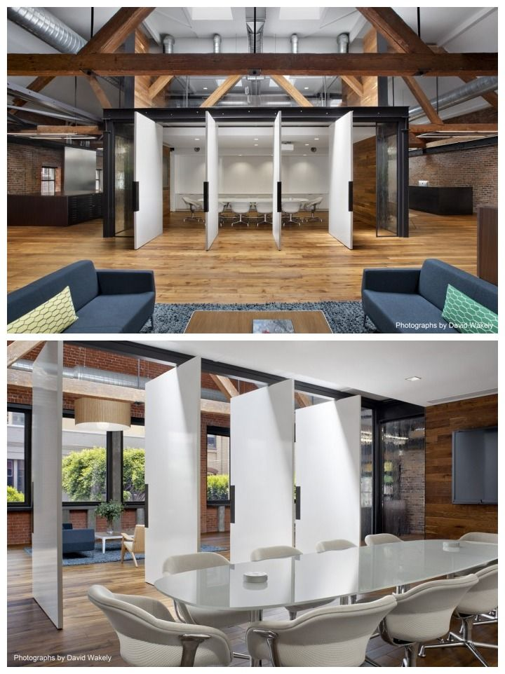 Tolleson's San Francisco, CA Warehouse Offices | Designed by Huntsman Architectural Group....