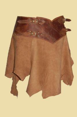 Elven Battle Skirt by Larperlei on Etsy