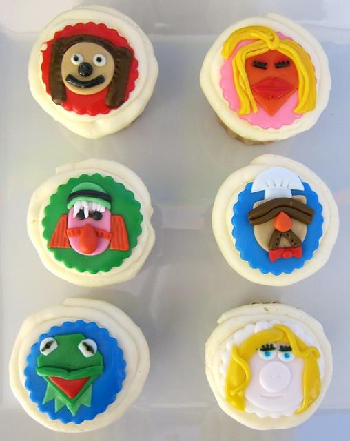 The (Original) Muppet Movie // Cupcakes II