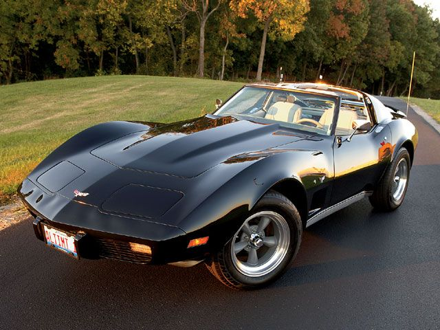 1977 Corvette  My dream car since I learned to drive!!!