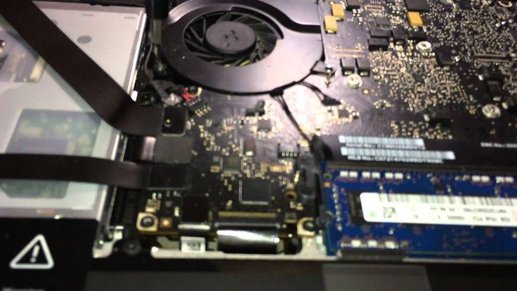 """Nice 13"""" 2011 MacBook Pro Repair"""
