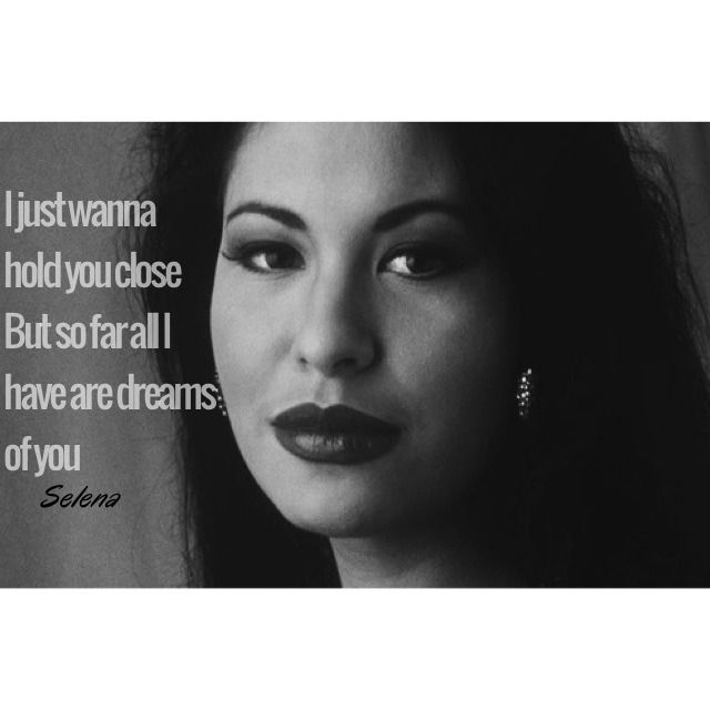 Selena Quintanilla Quotes Beauteous 158 Best Selena La Reina Images On Pinterest  Selena Selena Idol . 2017