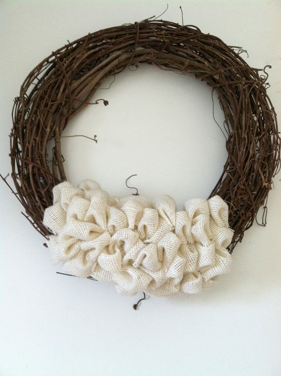 Don't get rid of your wreath! Make it interchangeable! Start here: