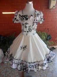 Resultado de imagen para vestidos de huas a modernos
