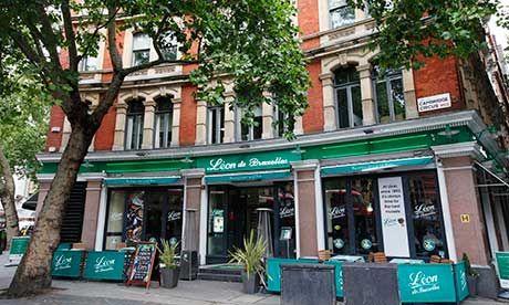 Leon de Bruxelles: restaurant review   Jay Rayner - amazing writing