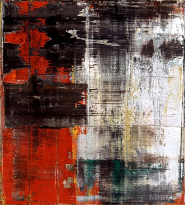 Gerhard Richter » Art » Paintings » Abstracts » Abstract Painting » 802-3