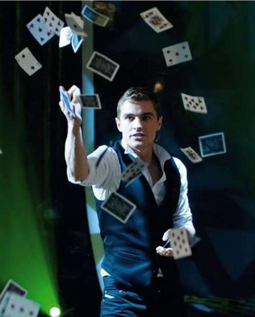 Dave Franco ~ Now You See Me