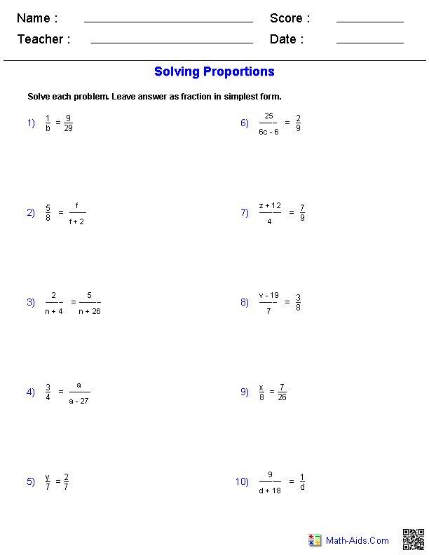 Printables Solving Proportions Worksheet Answers 1000 ideas about proportions worksheet on pinterest drawing solving worksheets