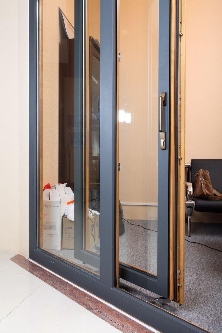 best 25 aluminium sliding doors ideas on pinterest bi. Black Bedroom Furniture Sets. Home Design Ideas
